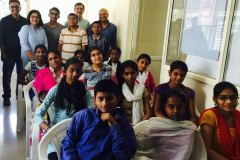 Pictures from the Poorna Program